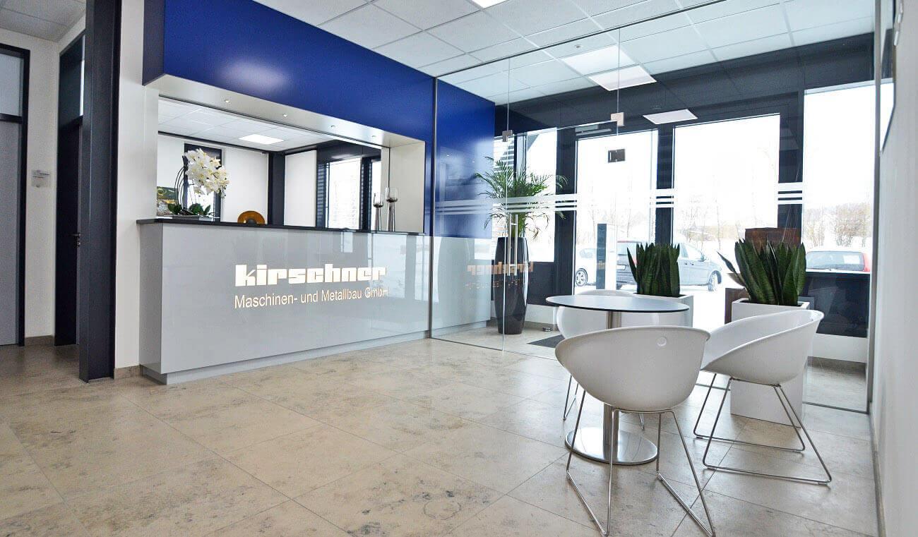 Büromöbel und Empfangstresen | Ihr Schreiner bei Ingolstadt